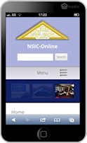 NSIC on iPhone
