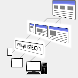 pc-site-with-landing-page