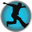 circle-icon-online-learning-leaping-man