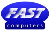 Image of fast computers logo
